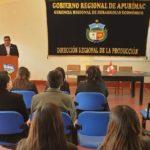 Gobierno Regional desarrolla Mesa multiactor para mujeres emprendedoras y empresarias en Apurímac
