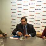 Gobernador Lantarón y PRONIS asumen acuerdos para hacer realidad construcción de establecimientos de Salud en Apurímac
