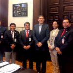 Gobernadores de la Mancomunidad solicitan al ejecutivo proyectos de impacto interregional