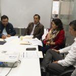 Gobernador regional y Ministerio de Educación establecen agenda de trabajo para iniciar construcción del COAR Apurímac