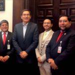 Martín Vizcarra y Baltazar Lantarón acuerdan priorizar obras de impacto regional