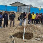 Gobernador de Apurímac inicia obra del puesto de salud de Huacullo en Antabamba