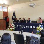 Gobernador de Apurímac saluda a la UNAMBA por inauguración de moderno pabellón de Ingeniería Informática