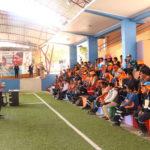 Gobierno regional atiende pliego de reclamos de construcción civil de Abancay
