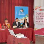 Gobierno Regional de Apurímac Desarrolla curso para fortalecer Instancias de Concertación
