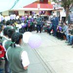 Gobernador Regional realiza inspección a obras educativas en Abancay