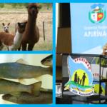 Gobernador gestionó ante Ministerio de la Producción creación de dos Centros de Innovación Tecnológica en Apurímac