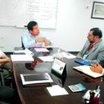 Gobernador: Culminación de Vía Ramal se cumplirá en los plazos establecidos y se entregará a la población