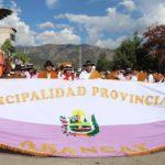 Gobernador de Apurímac rinde homenaje a la provincia de Abancay en pasacalle institucional