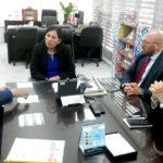 MINEDU y Gobierno Regional impulsarán plan de mejora y proceso de licenciamiento de institutos tecnológicos en Apurímac