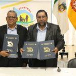 Gobierno Regional de Apurímac y UTEA firman importantes convenios de cooperación