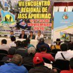 Gobierno Regional y Dirección de Vivienda realizan VII Encuentro Regional para responsables de JASS y ATM