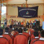 Gobierno regional ejecutará nueva infraestructura de Institución Educativa Juan Antonio Trelles de Huancarama