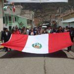 Gobernador de Apurímac participa en actividades celebratorias por aniversario patronal de Curahuasi, Abancay