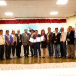 Consejo Regional de Apurímac otorga reconocimiento a maestros condecorados con Palmas Magisteriales 2019