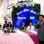 Gobernador regional participa en ceremonia por el VII aniversario de las Redes de Salud de Apurímac