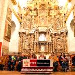 Ministra de Cultura y gobernador de Apurímac entregan restauración de Iglesia Virgen de Cocharcas en Chincheros