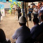 Gobernador de Apurímac inicio de obra de proyectos de IOARR en el hospital Guillermo Díaz de la Vega de Abancay