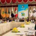 Equipo técnico del MEF y funcionarios del GORE Apurímac participan en reunión de trabajo para articular la continuidad de proyectos de inversión en el 2020