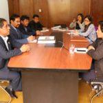 Funcionarios del Gore Apurímac se reúne con representantes del MINAM