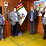 Gobierno Regional de Apurímac y Hospital Diospi Suyana de Curahuasi firman convenio para atender casos de COVID-19
