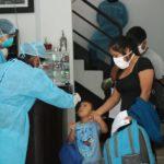 Primer grupo de retornantes de Lima cumplieron cuarentena y podrán regresar a casa con sus familiares
