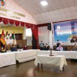 Comité Regional de Seguridad Ciudadana Apurímac juramenta a nuevos miembros