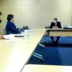 MEF atenderá diversos pedidos del Gobernador Regional de Apurímac