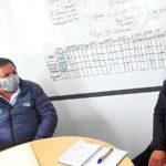 Gobernador Lantarón y PCM revisaron proyectos que se ejecutarán en Apurímac