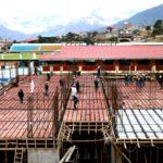 Gobernador de Apurímac inspecciona obras de infraestructura educativa en Abancay