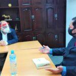 Gobernador de Apurímac solicitó al MIDIS que incluyan a retornantes en programas sociales
