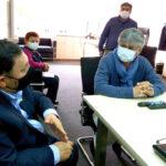 GORE Apurímac recibirá  40 balones para oxígeno y reforzará atención de pacientes con COVID-19