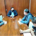 Equipo técnico del MINSA coordina cronograma de trabajo sobre caso Hospital Andahuaylas