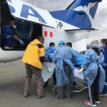 Pacientes heridos en incendio de Auquibamba reciben tratamiento especializado en Lima