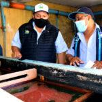 Centro piscícola de Atumpata cuenta con 300 millares de ovas de trucha