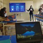 Más laptops y equipos tecnológicos en Chincheros y Andahuaylas