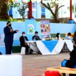63 niños ya cuentan con ambientes adecuados y modernos en Aldea Infantil Virgen del Rosario de Abancay