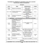 Gobierno Regional de Apurímac organizará seminario virtual en la gestión de riesgos y desastres