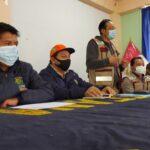 Gobernador de Apurímac se reúne con pobladores de Huaccana para concertar temas mineros