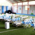 GORE Apurímac y Diresa entregan 58 camas equipadas para atención intermedia de pacientes con COVID-19