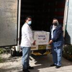 Apurímac recibió vacunas Sinopharm, personal de salud se prepara para inmunizaciones