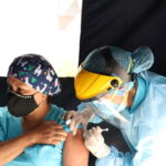 Primeros vacunados contra la COVID-19 en la región Apurímac