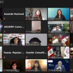 Gobernador de Apurímac suscribe Pacto Nacional Contra la Violencia y Discriminación Hacia las Mujeres y por el Pleno Ejercicio de sus Derechos