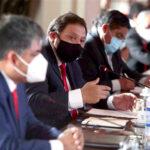 Gobernador Regional solicita a Presidente de la República mayor presupuesto para reactivar la economía