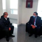 """Reunión preparatoria con PRONIS para presentación del proyecto """"Hospital Andahuaylas"""" a embajadas"""
