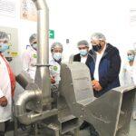 Inauguran planta de procesamiento de quinua en Curahuasi, Abancay