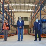 Gobernador Regional presenta la infraestructura del Centro de Operaciones Emergencia Regional (COER) Apurímac