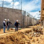 Construcción de infraestructura educativa en Taramba se encuentra al 64 % de avance físico