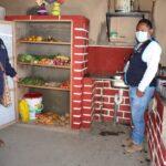 Inauguran proyecto piloto en educación sanitaria ambiental, en Centro Poblado Nuevo Marcobamba, Tumay Huaraca