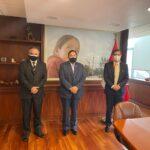 Gobernador Regional de Apurímac se reúne con Ministro de Energía y Minas en Lima